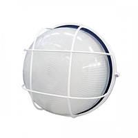 Светильник НПП1302 белый круг 60Вт IP54
