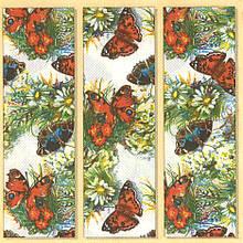 Декупажний серветка Метелики 5973