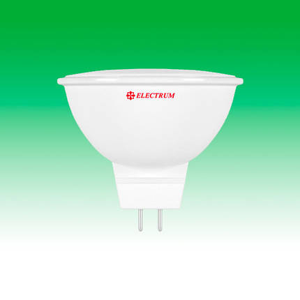 Светодиодная лампа LED 5W 4000K MR16 ELECTRUM LR-5 (A-LR-0555), фото 2