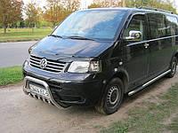 Кенгурятник на Volkswagen Transporter T 5