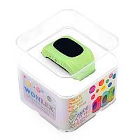 Wonlex Детские умные часы оригинал с GPS Smart Baby Watch Q50 настройка и сим-карта в подарок