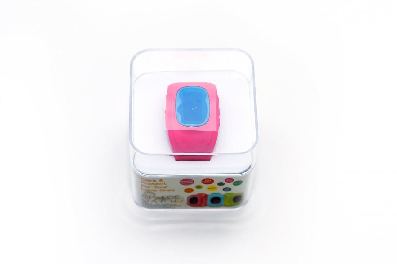 Wolnex Детские умные часы оригинал с GPS Smart Baby Watch Q50 5c6c25c597edd