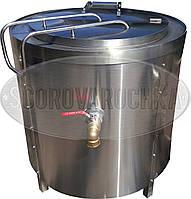 Пищеварочный котел КПЭ 60 М (Паро-водяной) с мешалкой - SKOROVAROCHKA