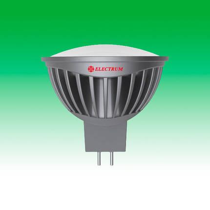 Светодиодная лампа LED 5W 4000K MR16 ELECTRUM LR-20A (A-LR-0842), фото 2