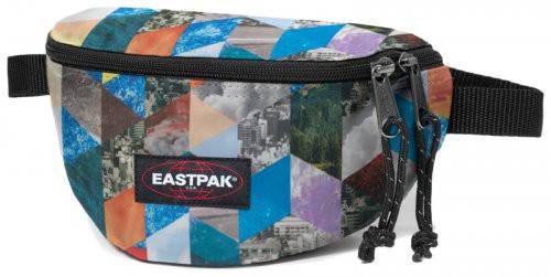 Стильная сумка на пояс Springer Eastpak EK07465M микс