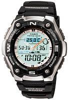 Часы Casio AQW-101-1A, фото 1