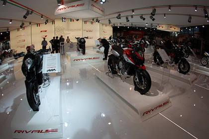 MV Agusta на выставке Eicma 2013