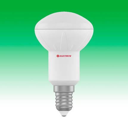 Светодиодная лампа LED 6W 3000K E14 ELECTRUM LR-7 (A-LR-0235), фото 2