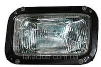 Фара головного освещения левая без корректора 12V/24V (613 EI,613 EII,613 EIII) TATA MOTORS