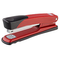 Степлер BuroMAX 30л. №24 4257-05 красный