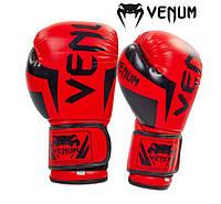 Перчатки боксерские VENUM FLEX красные 10,12 oz