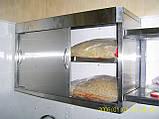 Полка трехярусная из нержавеющей стали, фото 4