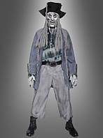 Карнавальный мужской костюм. Для образа зомби,пирата