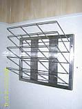 Полка одноярусная из нержавеющей стали, фото 5
