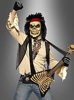 Мужской карнавальный костюм, с гитарой
