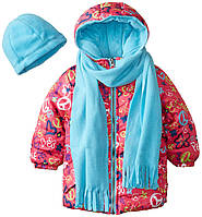 Куртка демисезонная/ евро зима на девочку 5-6 лет Pink Platinum (СШA), фото 1
