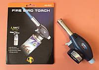 Горелка-резак TORCH WS-503C с пьезоподжигом под газовый баллончик 220г, фото 1
