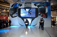 Мотоциклы BMW на выставке Eicma 2013 в Милане