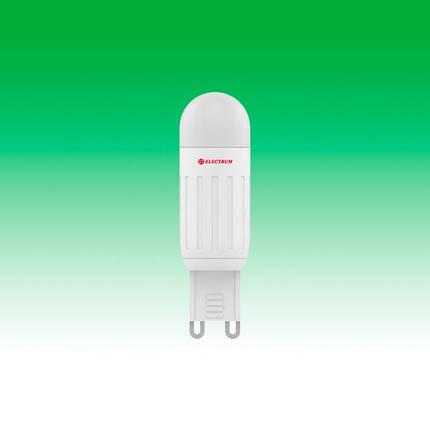 Светодиодная лампа LED 3,5W 2700K G9 ELECTRUM LC-7 (A-LC-0516), фото 2