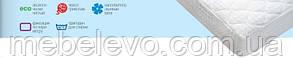 Односпальный наматрасник Прайм 80х190 Come-For h0,1  трикотаж + льняная вата с бортами , фото 2