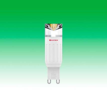 Светодиодная лампа LED 3,5W 4000K G9 ELECTRUM LC-7 (A-LC-0271), фото 2