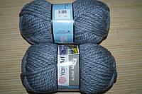 Yarnart Alpine Maxi - 669 серый
