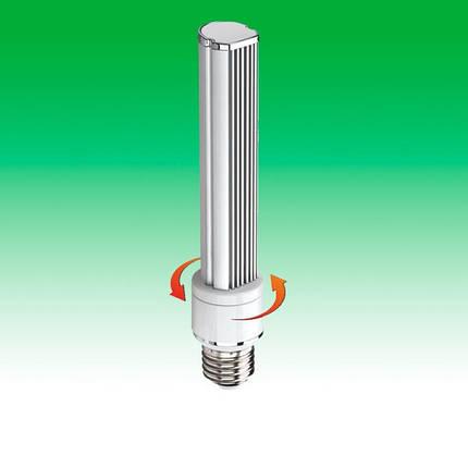 Светодиодная лампа LED 5W 4000K E27 ELECTRUM LW-24 (A-LW-0099), фото 2