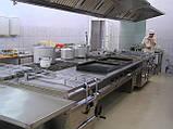 Тележка для сбора посуды, фото 4