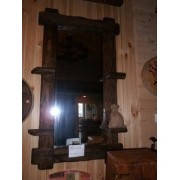 Зеркала из массива сосны под старину от производителя