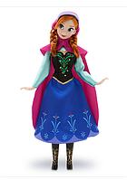 Принцесса Анна Холодное Сердце  Дисней