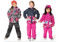 Демисезонный комплект для девочек 3в1 Deux par Deux (Canada)