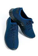 Мужские кроссовки текстиль на подошве, размеры от 40 до 45. Розница опт модная мужская обувь.