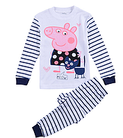 Піжами Peppa pig для дівчаток та хлопчиків