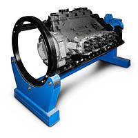 Стенд Р776Е стапель для ремонта разборки сборки двигателя с ручным приводом грузоподъемностью 3т