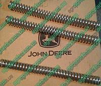 Пружина N61703 сжатия SPRING-COMPRESSION John Deere CORN HEAD 61703, фото 1