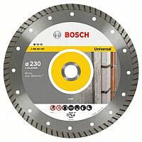 Алмазный диск Bosch Professional for Universal Turbo 125-22,23