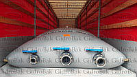 Резервуар для транспортировки КАС, жидкостей Гидробак 10000 л, фото 1