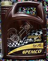 PEMCO iDRIVE 340 SAE 5W-40 Масло моторное 4 л