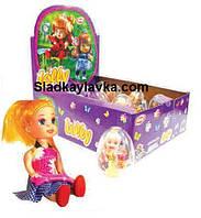 Яйцо Кукла Lolly с драже 12 шт (Aras)