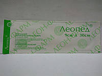 Пластырь Леопед 9см*30 см, хирургический стерильный/ Леон-Фарм, фото 1