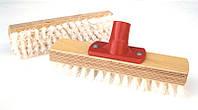 """Щётка для уборки ковров L=22 см на деревянной колодке без ручки """"ЧП КВВ"""" + Видеообзор, фото 1"""