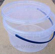 Пластикове відро 3 л.