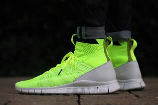 Кроссовки мужские Nike Free Mercurial Superfly / FLM-236 (Реплика)