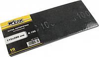 Сетка затирочная Werk 115х280 мм к100 (WE107107) (10 шт./уп.)