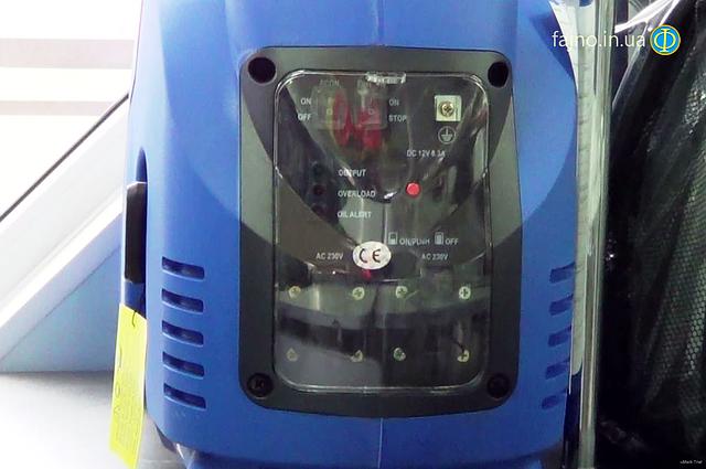 инверторный генератор Weekender 3500i фото 2