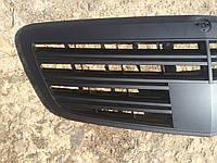 Решетка радиатора w221 (черная матовая) в стиле w222 Brabus