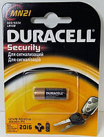 Батарейки Duracell MN21(23А)