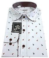 Рубашка мужская c принтом  № GS 66.3 RC, фото 1