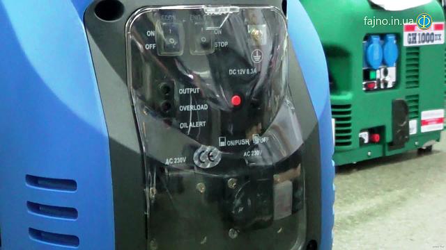 Инверторный генератор Weekender 3500i фото 3