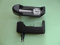 Зарядное устройство 4.2V 500mA для аккумуляторов Li-ion 18650, 14500, 16340